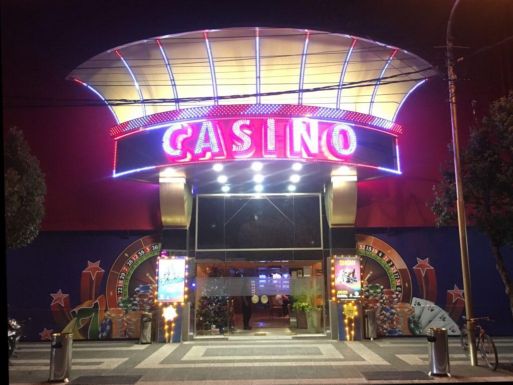 Torneo De Poker Casino Club San Rafael
