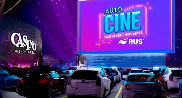 Autocine la renovada propuesta de Casino Buenos Aires