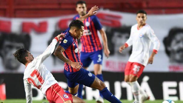 San Lorenzo va por la clasificación en la Copa Liga Profesional
